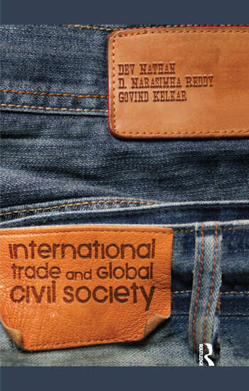 International Trade and Global Civil Society book cover