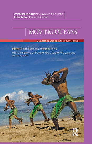 Moving Oceans Celebrating Dance in the South Pacific book cover
