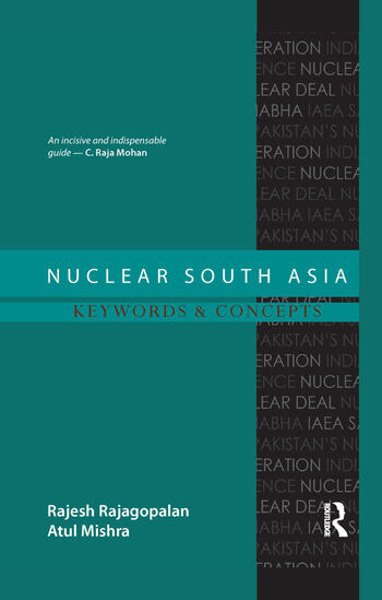 Nuclear South Asia Keywords and Concepts book cover