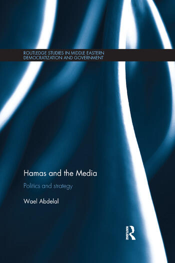 Hamas and the Media Politics and Strategy book cover