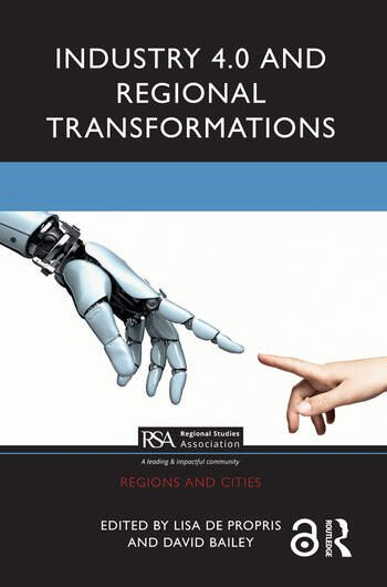 Industry 4.0 and Regional Transformations book cover