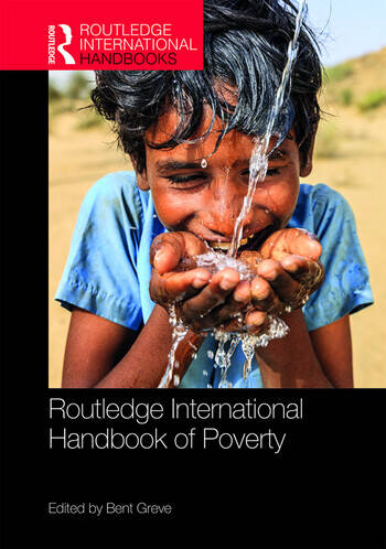 Routledge International Handbook of Poverty book cover