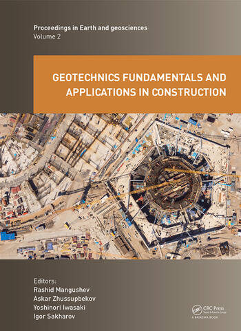 Geotechnics Fundamentals and Applications in Construction New Materials, Structures, Technologies and Calculations book cover