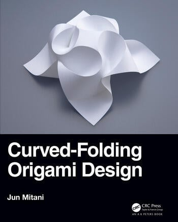Curved-Folding Origami Design book cover