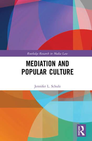 Mediation & Popular Culture book cover