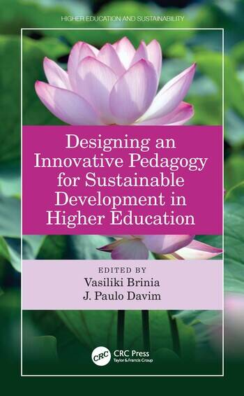 Designing an Innovative Pedagogy for Sustainable Development in Higher Education book cover