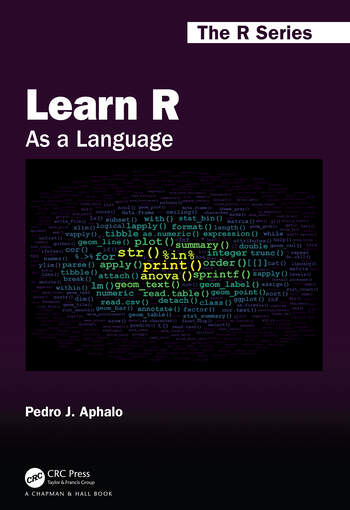 Learn R book cover