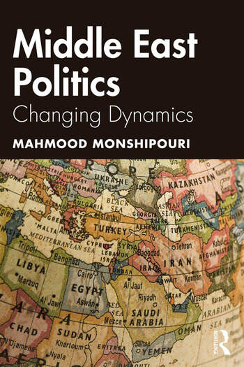 Middle East Politics Changing Dynamics book cover