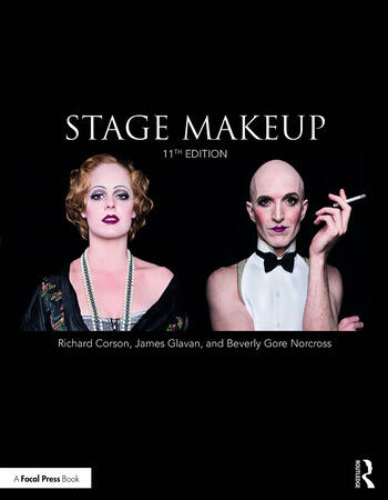 Stage Makeup book cover