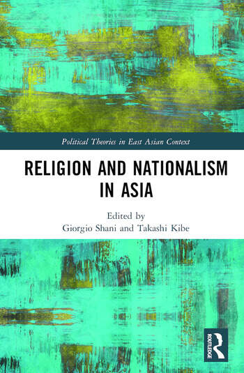 Religion and Nationalism in Asia book cover