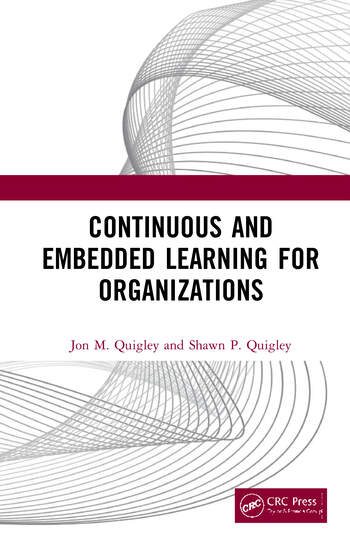 Continuous and Embedded Learning for Organizations book cover