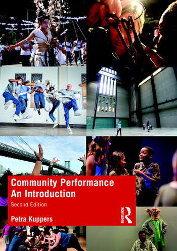 Community Performance An Introduction book cover