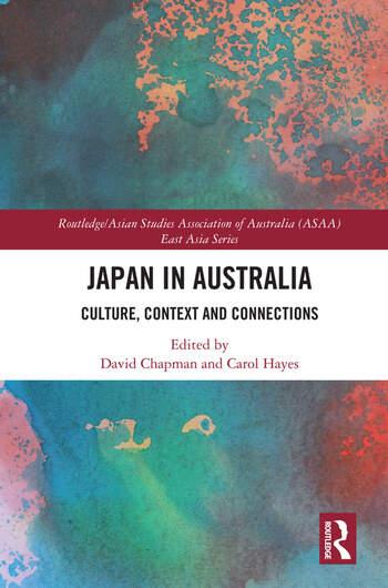 Japan in Australia book cover