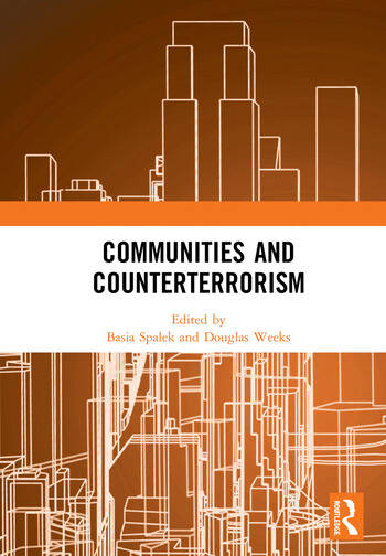 Communities and Counterterrorism book cover