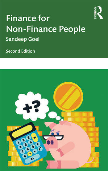 Finance for Non-Finance People book cover