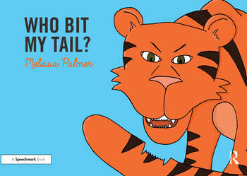 Who Bit My Tail? book cover