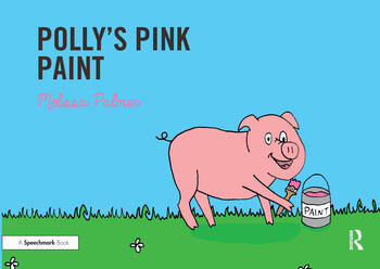 Polly's Pink Paint book cover