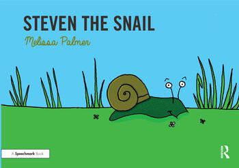 Steven the Snail book cover