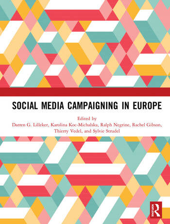 Social Media Campaigning in Europe book cover