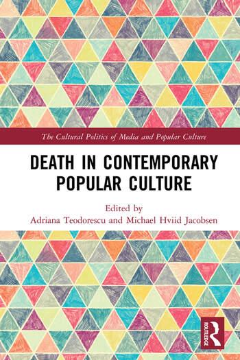 Death in Contemporary Popular Culture book cover