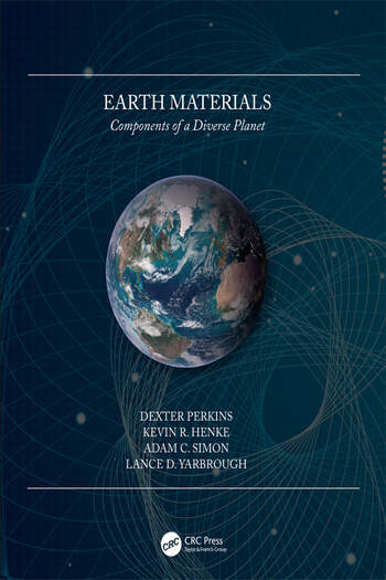 Earth Materials Components of a Diverse Planet book cover