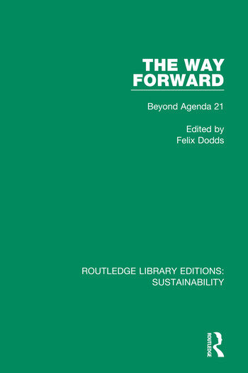 The Way Forward Beyond Agenda 21 book cover
