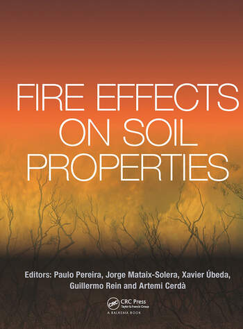 Fire Effects on Soil Properties book cover