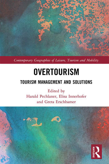 Overtourism Tourism Management and Solutions book cover