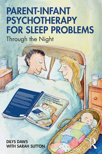 Parent-Infant Psychotherapy for Sleep Problems Through the Night book cover