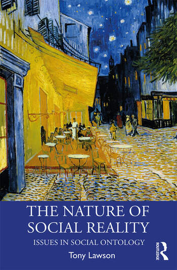 The Nature of Social Reality Issues in Social Ontology book cover