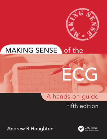 Making Sense of the ECG A Hands-On Guide book cover