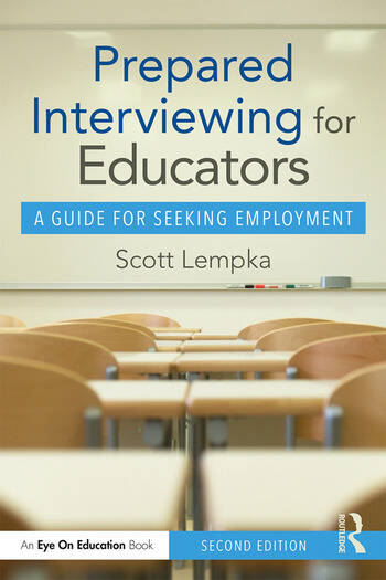 Prepared Interviewing for Educators A Guide for Seeking Employment book cover