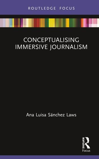 Conceptualizing Immersive Journalism book cover
