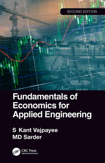 Fundamentals of Economics for Applied Engineering, 2nd edition book cover