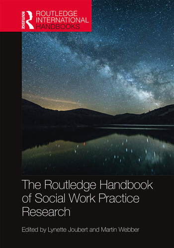 The Routledge Handbook of Social Work Practice Research book cover