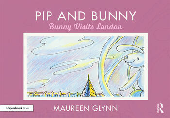 Pip and Bunny Bunny Visits London book cover