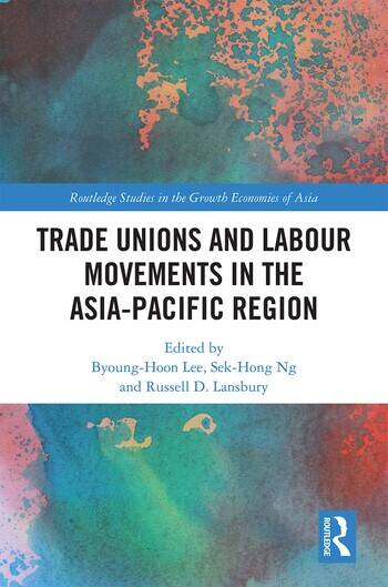 Trade Unions and Labour Movements in the Asia-Pacific Region book cover