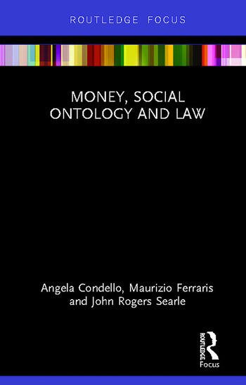 Money, Social Ontology and Law book cover