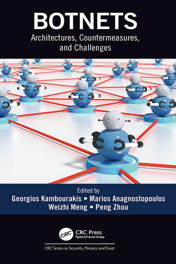 Botnets Architectures, Countermeasures, and Challenges book cover