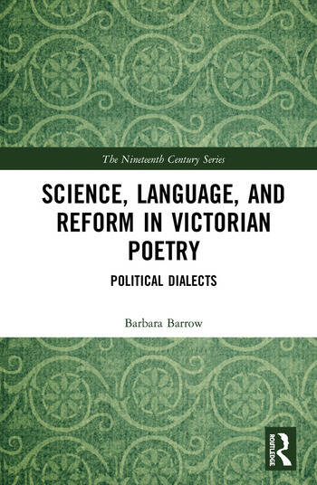 Science, Language, and Reform in Victorian Poetry Political Dialects book cover