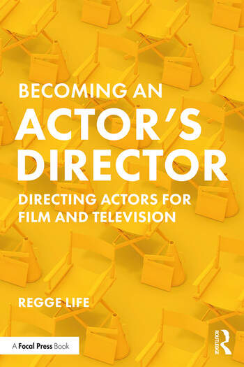 Becoming an Actor's Director Directing Actors for Film and Television book cover