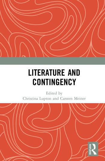 Literature and Contingency book cover