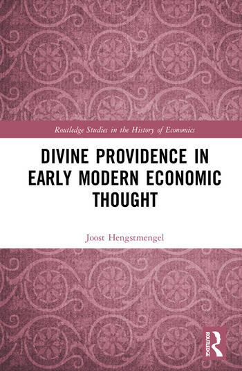 Divine Providence in Early Modern Economic Thought book cover