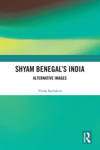 Shyam Benegal's India Alternative Images book cover