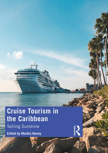 Cruise Tourism in the Caribbean Selling Sunshine book cover