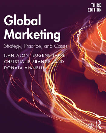 Global Marketing Contemporary Theory, Practice, and Cases book cover
