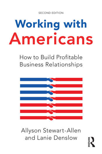 Working with Americans How to Build Profitable Business Relationships book cover
