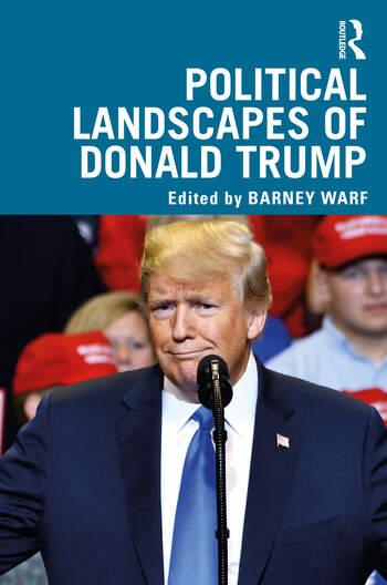 Political Landscapes of Donald Trump book cover