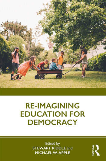 Re-imagining Education for Democracy book cover
