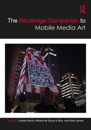 The Routledge Companion to Mobile Media Art book cover